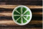 Пиалка зеленая